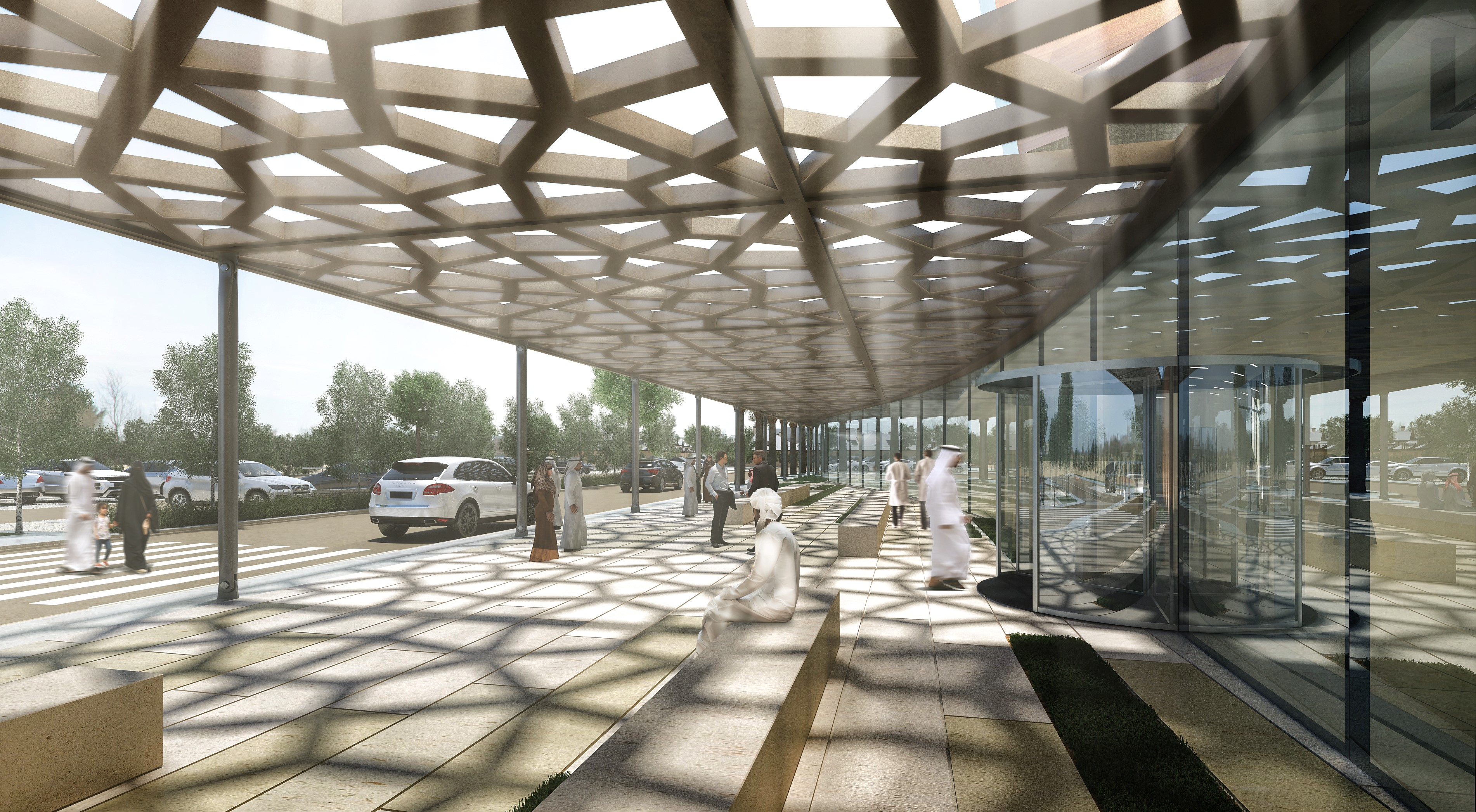 H a wins design contract for first proton beam therapy for Hispano international decor llc abu dhabi