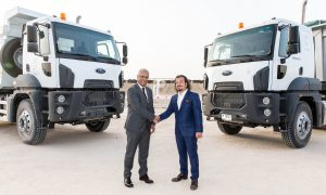 Launch: Region helped design new Ford Trucks' 6×4