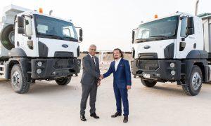 Launch: Region helped design new Ford Trucks' 6×4