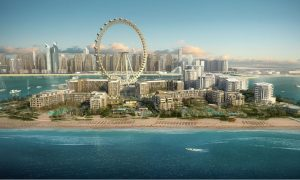 Caesars Palace hotel to open at Meraas' Bluewaters Island in Dubai late-2018