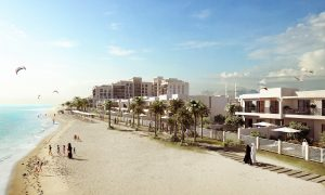 Eagle Hills offering the only beach-side villas in Fujairah