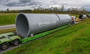 HyperloopTT begins construction of passenger and freight test track