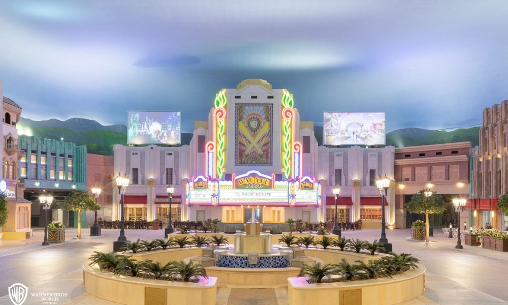 Inside the new Warner Bros. World Abu Dhabi