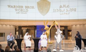 Warner Bros. World Abu Dhabi will open 25 July, 2018