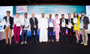 Saint-Gobain announces winners of 14th MultiComfort House Students Contest