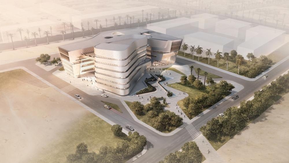 Benoy unveils design of Global Business School in Saudi Arabia