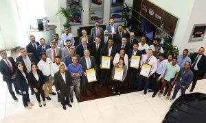 Kuwait's Al-Ahlia opens flagship showroom and service centre for MAN
