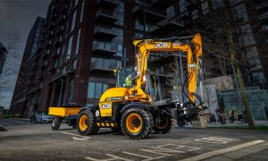 JCB launches telematics system for mixed fleet owners