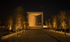 UAE Founder's Memorial opens to the public