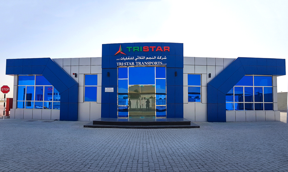 Tristar opens new transport and warehouse hubs in Abu Dhabi