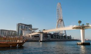 KEO and InSite complete Dubai's new Bluewaters Bridge