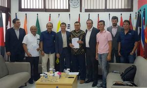GL events Middle East selected as general contractor for Asian Games