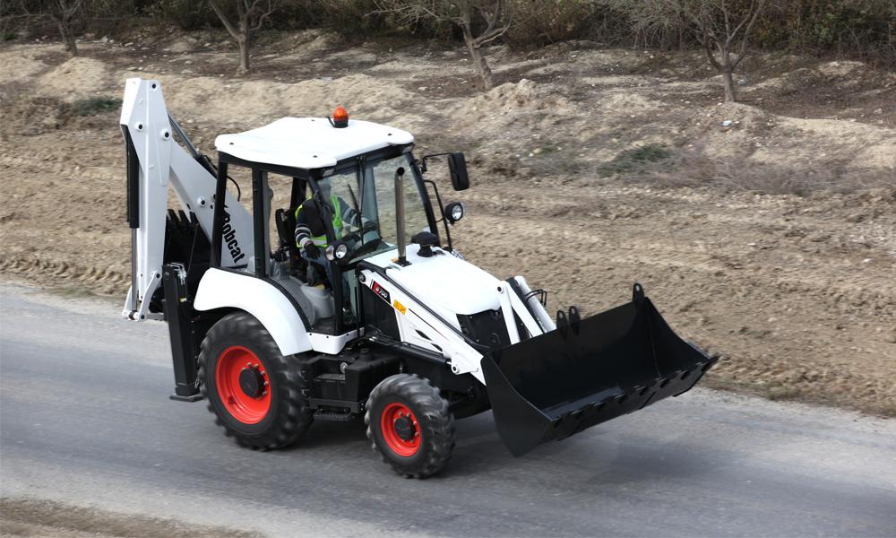 Doosan Bobcat announces backhoe loader plant in India