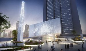 DIFC Grand Mosque set to open in 2019 reveals DIFC Authority CEO