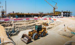 Coordination Control: Deira Islands site visit