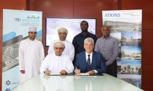 Atkins bringing full range of consultancy services for Oman's Khazaen Economic City