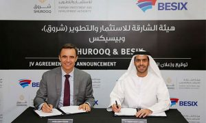 Shurooq and Besix form Qatra JV firm to build waste treatment plant