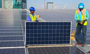 Enviromena working on more than 500MW of solar projects in MENA