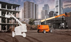 JLG launches BIM-compatible product library