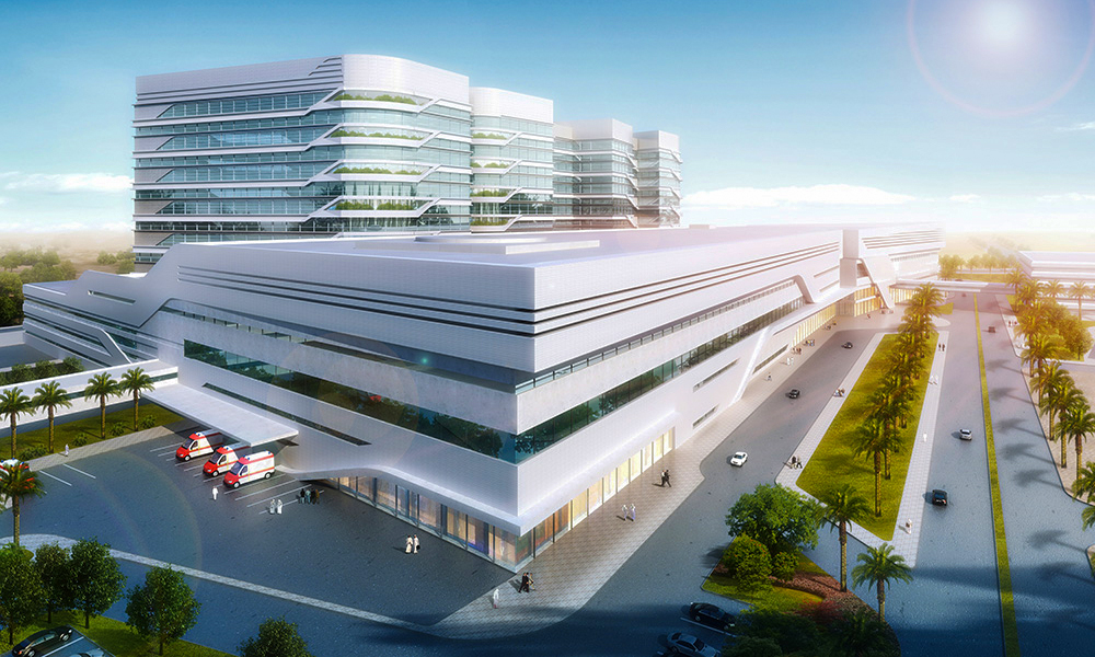 New $1 18bn Jahra Medical City opens doors in Kuwait