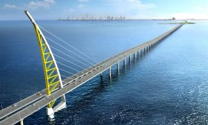 Kuwait's $3bn causeway project on track for completion