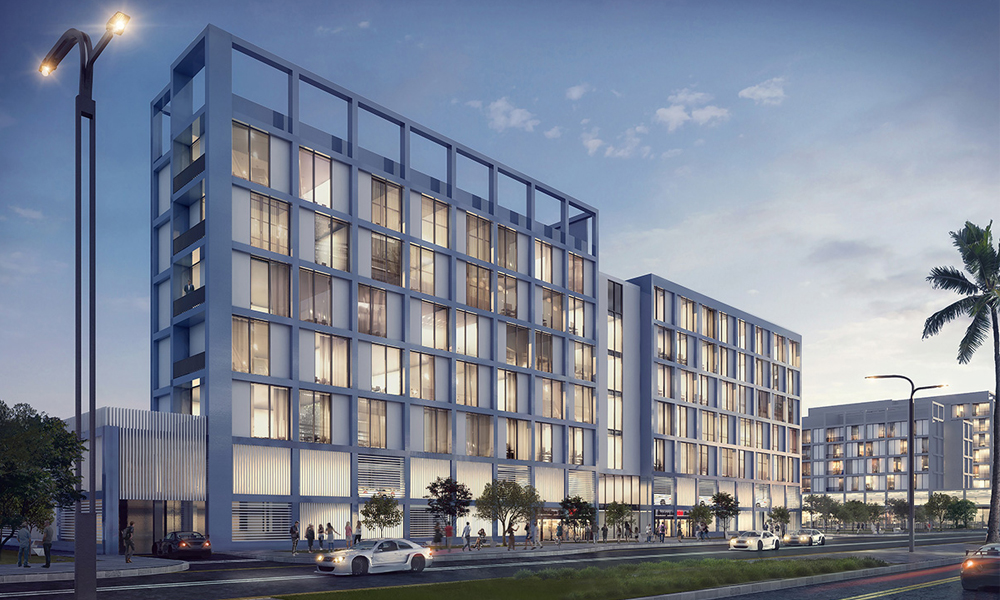 Arada Awards Modern Building Contracting Company Contract