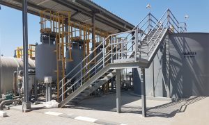 Dubai civic body commissions new hazardous liquid waste treatment plant