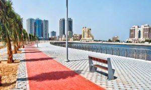 Ghantoot and Al Bayt Mitwahid Association to build walkway in Samha Abu Dhabi