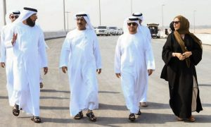 UAE launches next phase of Al Badiya Bridge project