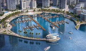 Emaar to open Creek Marina by end of year