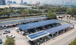 DEWA commissions 2MWp solar carport