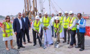 Construction begins on European Maternity Hospital project in Khalifa City