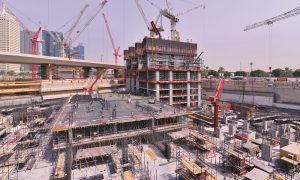 Site visit exclusive: One Za'abeel, centre of the city