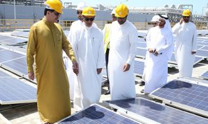 Dubai Government plans additional solar PV installations with Safaqat programme