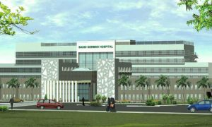 Saudi German Hospital in Dammam on track to complete in less than 12 months