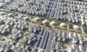Advancing low-carbon urban development in the UAE