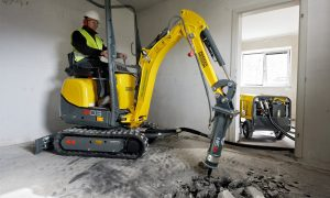 Wacker Neuson sees 8% rise in half-yearly revenues