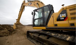 Caterpillar introduces new Next Generation 36t excavators