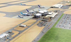 New airport opens in Oman's Duqm region