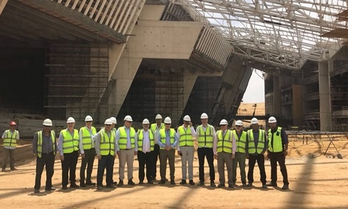 APD wins $13mn contract for Grand Egyptian Museum | Middle
