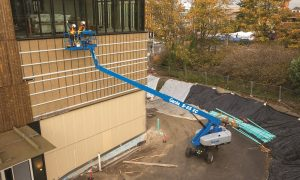 Genie launches production of new S-65 XC telescopic boom