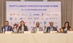 The Big 5 Construct Egypt show set to open in Cairo this week