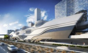 Riyadh Metro project 75% complete