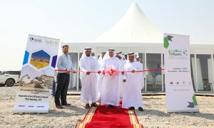 Tadweer opens construction and demolition waste recycling facility in Abu Dhabi