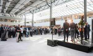 Volvo CE inaugurates new global HQ in Sweden