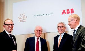 ABB joins select group of Nobel International Partners