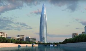 Besix subsidiary and TGCC to build Africa's tallest tower in Morocco