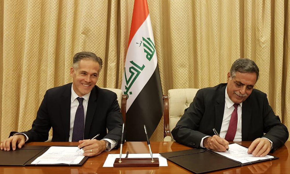 INFRASTRUCTURE GE commits to supplying Iraq with enough power for 14 million homes GE-Powering-Iraq_edit