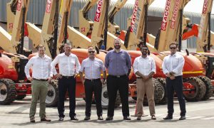 JLG sells 73 boom lifts to Access Hire Middle East