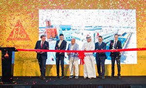 Sika officially inaugurates $10.9mn production facility in DIP